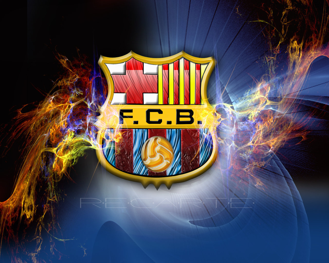 Fc Barcelona Logo Hd Wallpapers Wallpapers