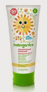 Babyganics Mineral-Based Sunscreen Lotion