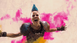 Rage 2 PS3 Wallpaper