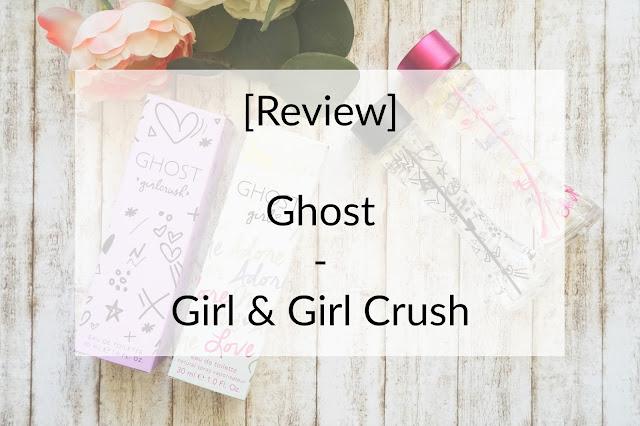 Ghost - Girl & Girl Crush