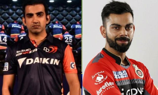 IPL 2018 RCB VS DD: विराट कोहली ने टॉस जीतकर पहले गेंदबाजी करने का निर्णय लिया