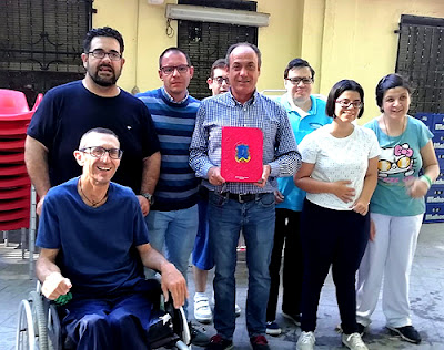 Pesca Discapacidad Aranjuez