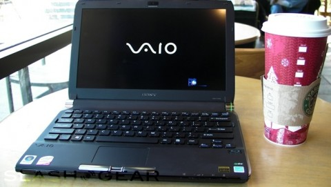 Sony Vaio VPCEL17FX Shared Library XP