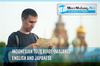 Indonesian Tour Guide (Malang) English and Japanese