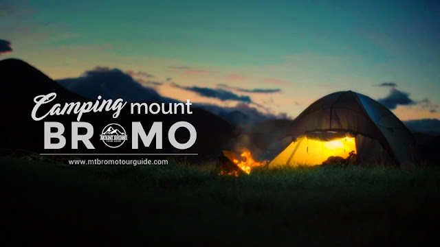 Camping on mount Bromo Tour Package 2 Days 1 Night - Mount Bromo Tour Package Option