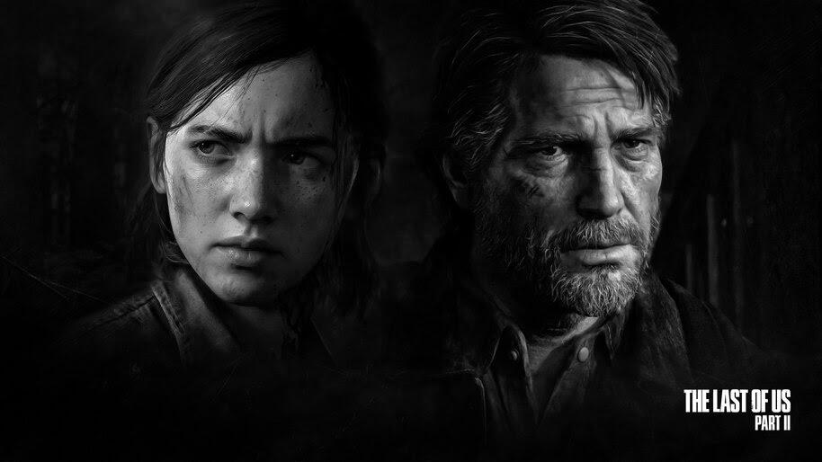 The Last of Us 2, Ellie and Joel, 4K, #5.2207