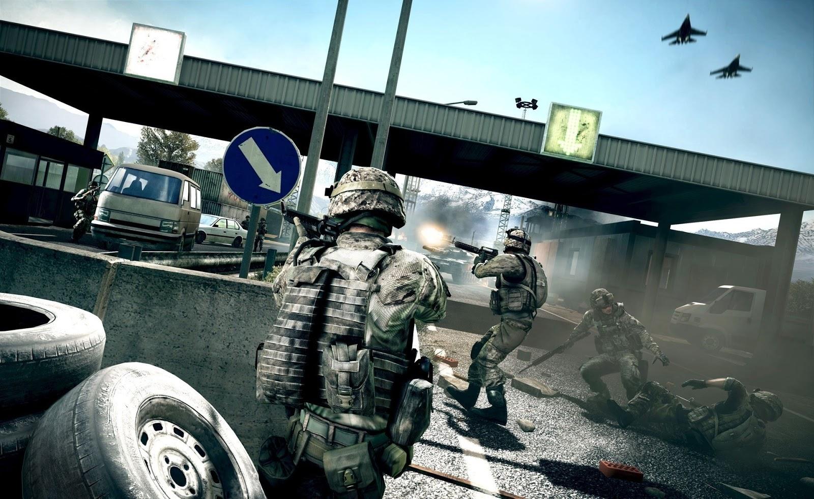 descargar battlefield 2 para pc full español utorrent