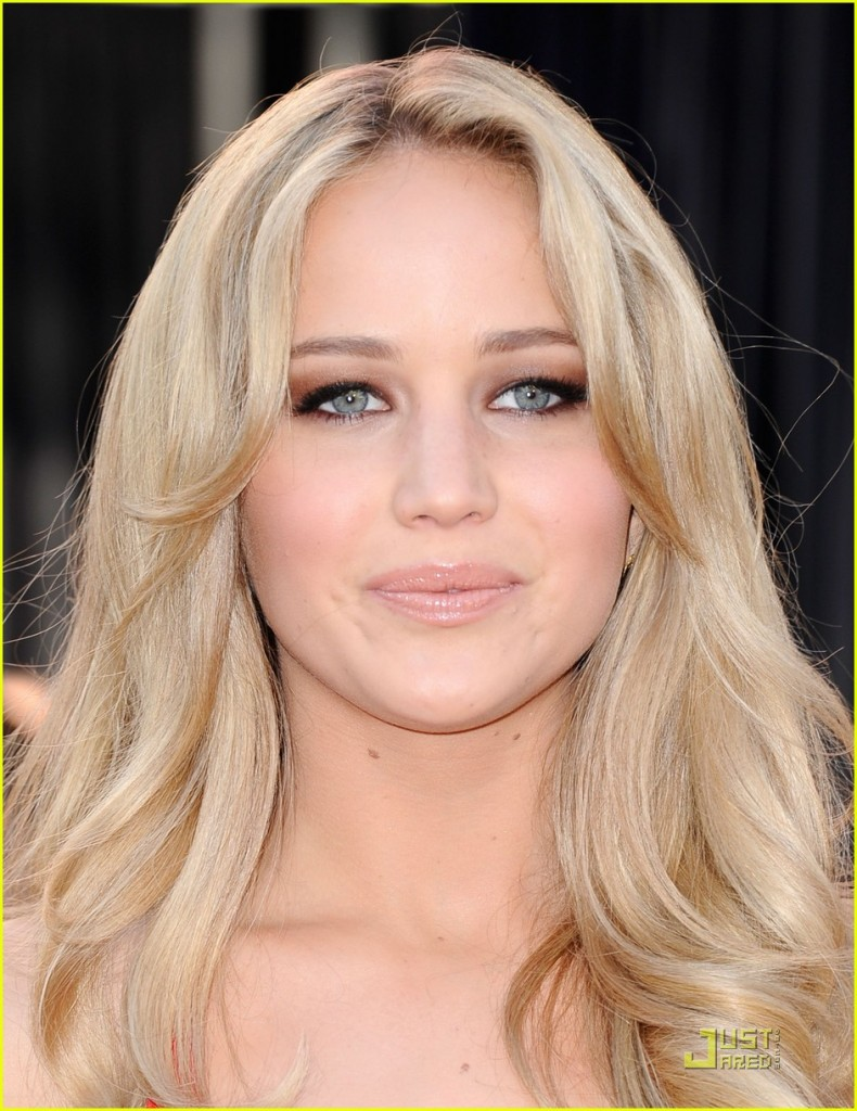 Jennifer Lawrence Makeup Tutorial: Fat Buddha Store: Hottie Of The Week