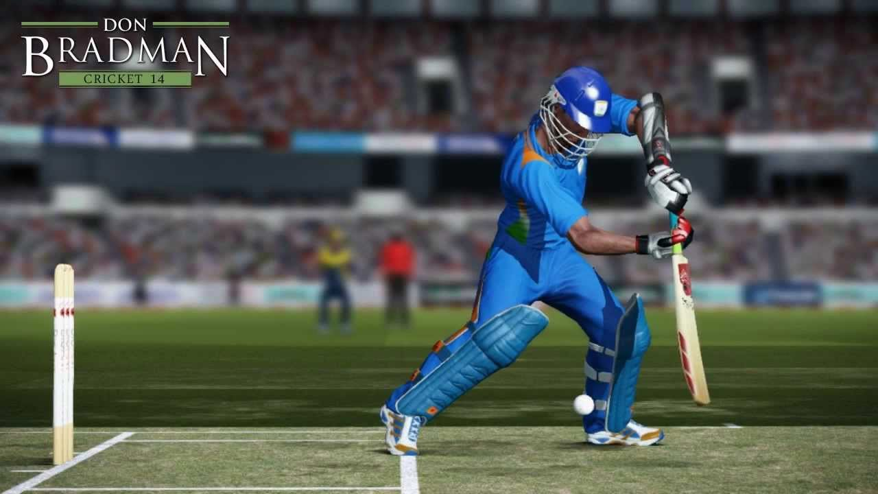 Don Bradman Cricket 14 For Pc Highly Compressed 570mb