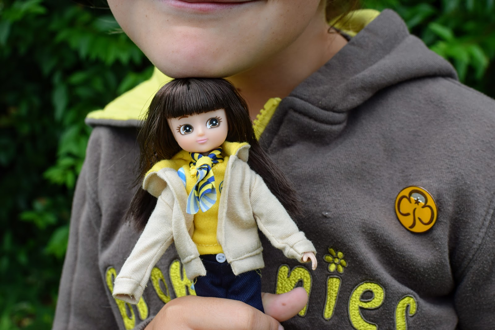 , Competition:  Win a Lottie Brownie Doll