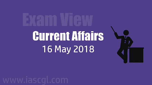 Current Affair 16 May 2018