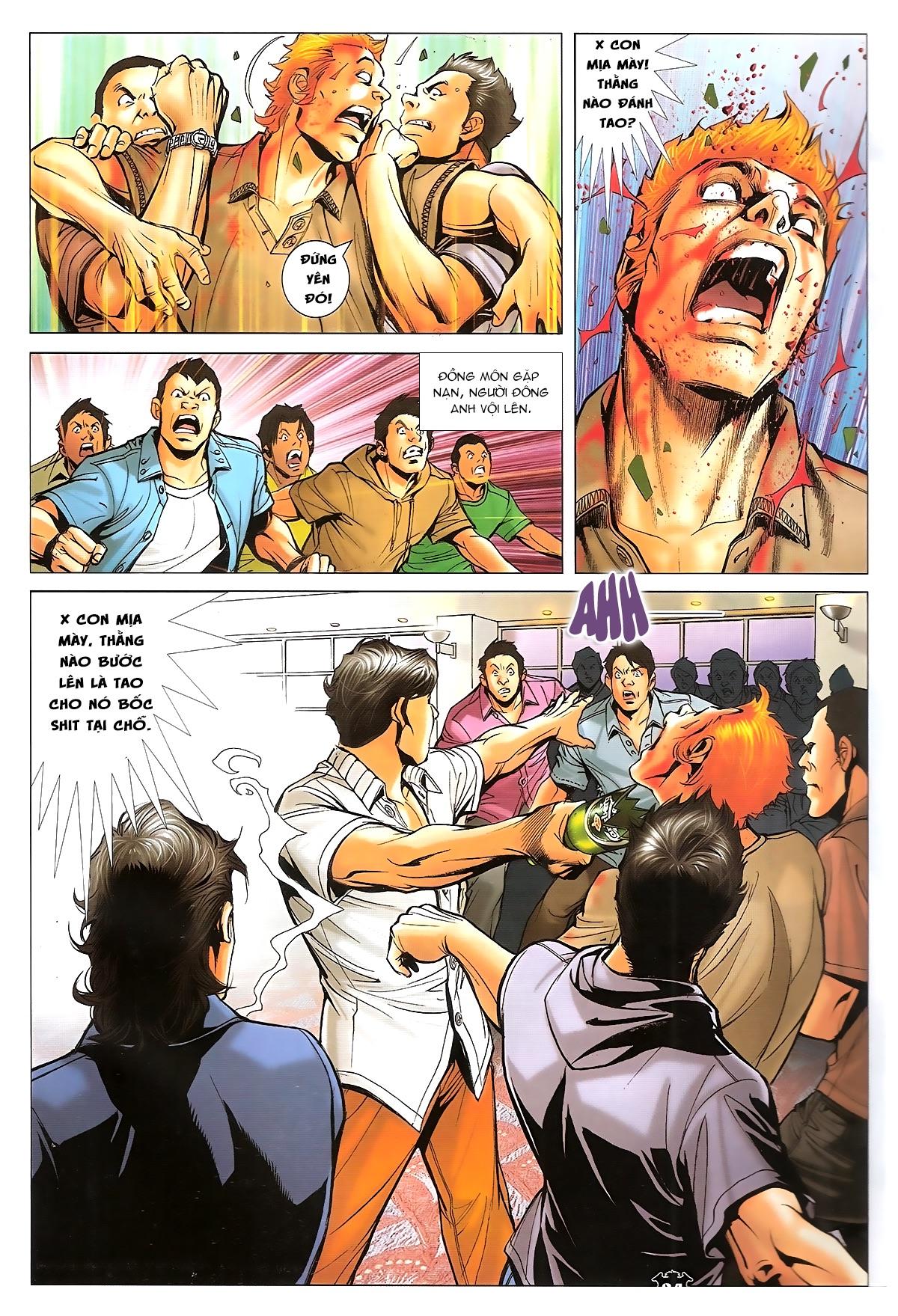 Người Trong Giang Hồ - Ngũ Hổ qui thiên - Chapter 1718: Đàm phán siêu cấp 4 - Pic 20