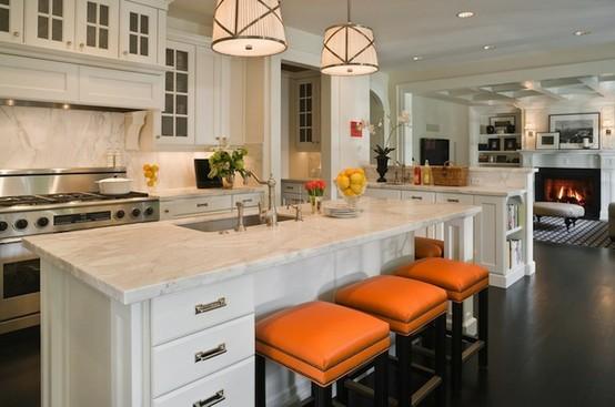 Haus Design Colorways Orange