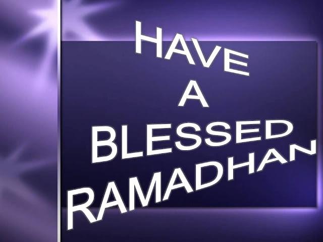 Selamat Datang Bulan Ramadhan Dalam Bahasa Arab - PUSATRIK.COM