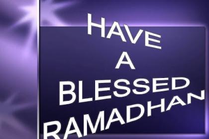 Selamat Datang Ramadhan Bulan Penuh Ampunan