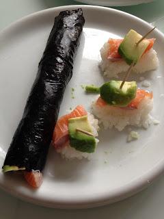 selbstgemacht: Sushi für Kinder