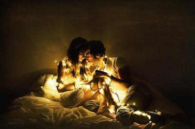 خلفيات رومانسية للخلفيات 2016 رومانسية couple-cute-light-lo