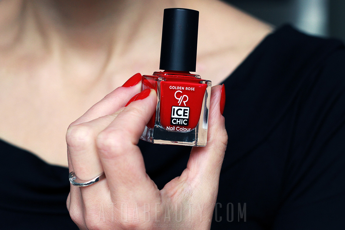 Golden Rose, Ice Chic Nail Colour, 40