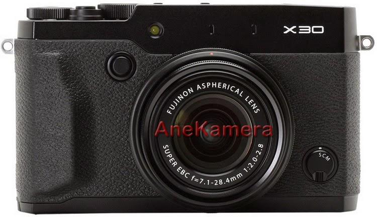 Review Kamera Compact Fujifilm X30 Harga Dan Spesifikasi