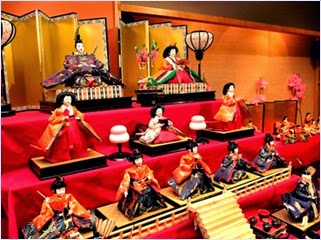 เทศกาลฮินะ (Hina Festival)