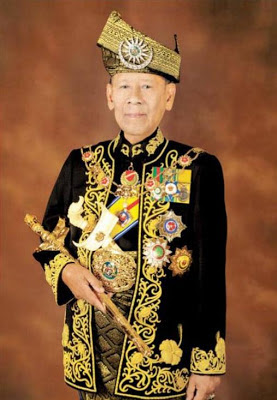 Sultan Abdul Halim Mu'adzam Shah Mangkat di Istana Anak Bukit Kedah