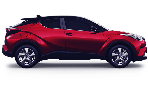 Review dan Harga New Toyota CHR Si Rival HRV, Outlander, CX-3  dan Juke