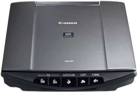 Download Driver Scanner Canon CanoScan LIDE 110