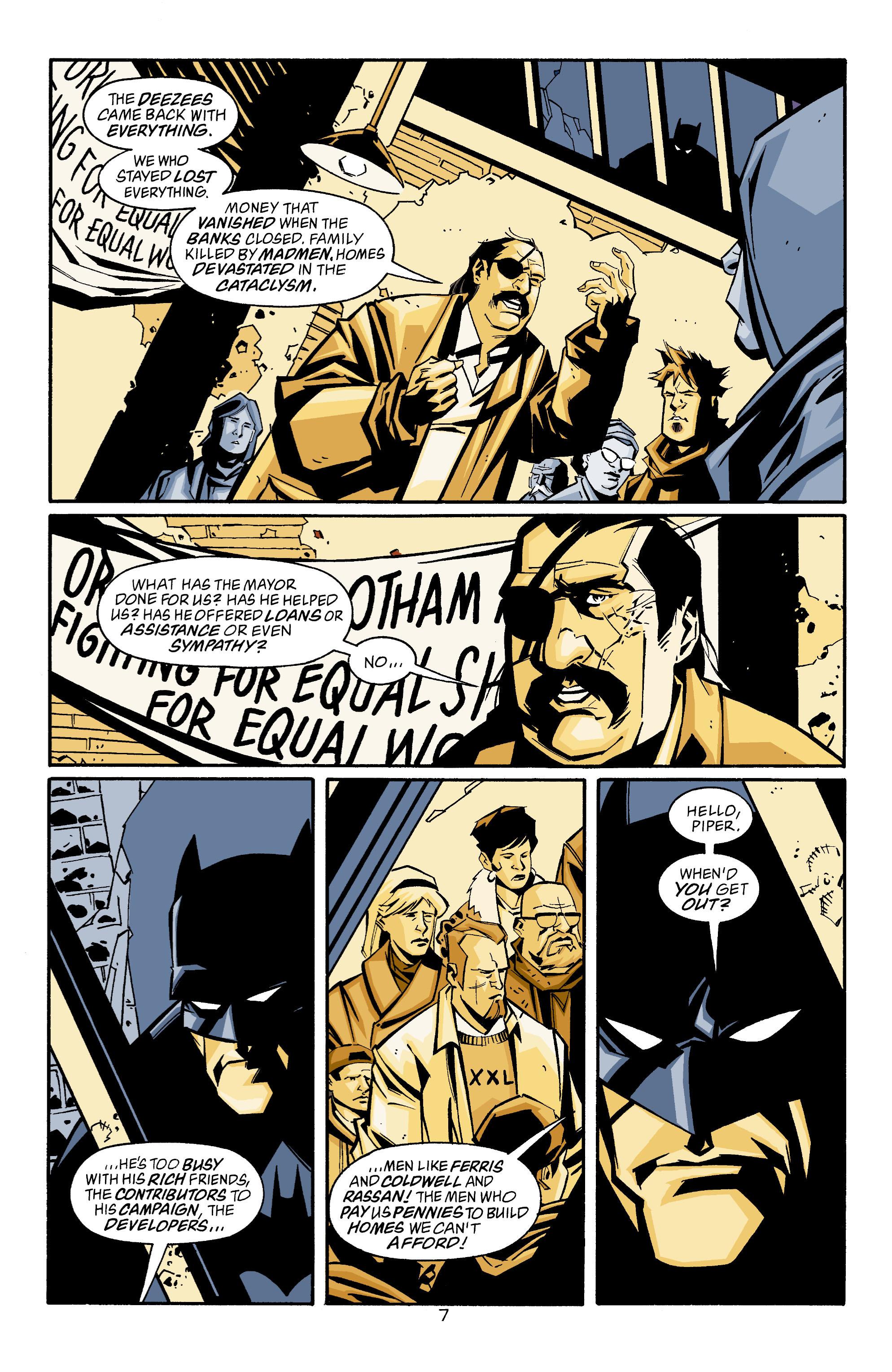 Detective Comics (1937) 748 Page 6