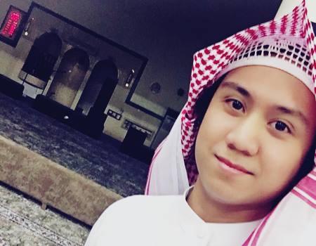 Biodata Ustadz Asal Yanto dan Klarifikasi Jadi Imam Muda di Masjidil Haram