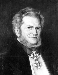 Christoph Eberhard Philipp Sigwart (1830 - 1904) in 1897 geschilderd door kunstenares Marie Lautenschlager (1859-1941)