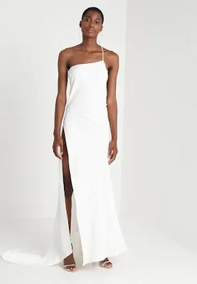 Vestidos Juveniles Blancos