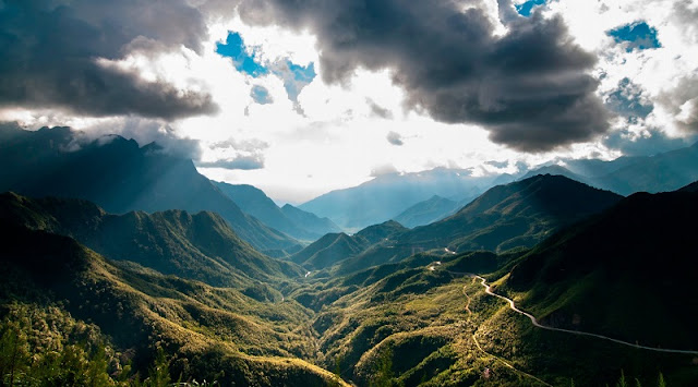 Ô quy Hồ Pass - Watching a majestic but romantic Sapa