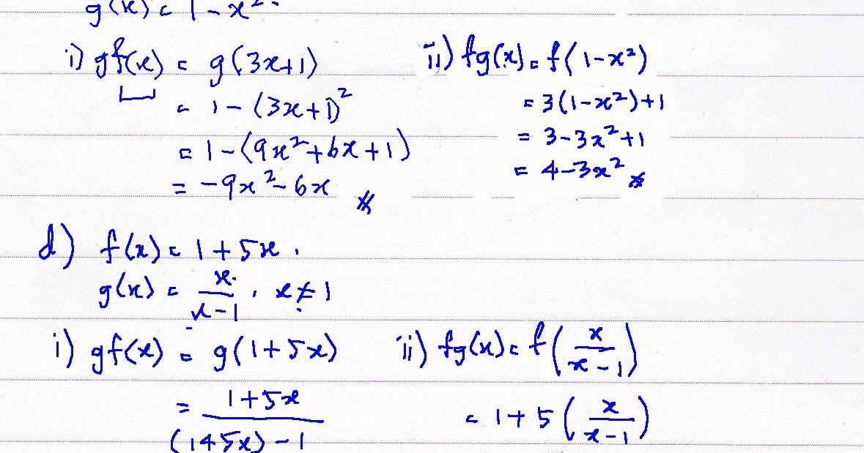 Cikgu Azman: jawapan latihan buku teks matematik tambahan ...