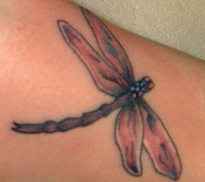 Tatuaże Wzory Wzory Tatuaży Ważki