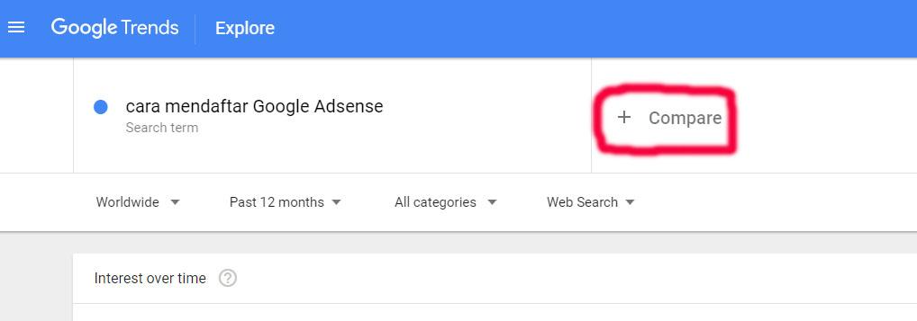 13+ Cara Melihat Google Trends Terbaru