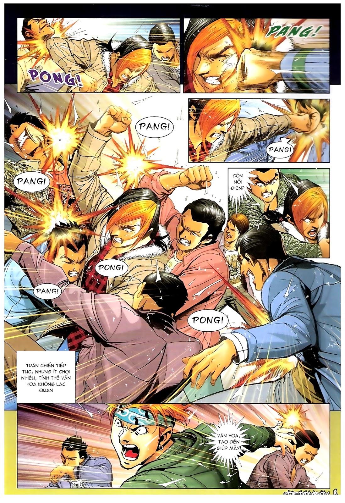 Người Trong Giang Hồ - Chapter 1383: Tiểu Xuân vs Thế Chương - Pic 5