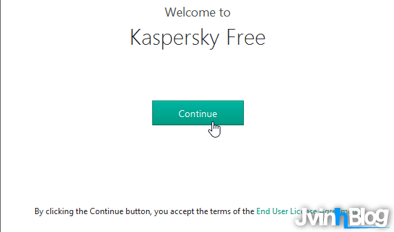 Tải và cài đặt Kaspersky Free