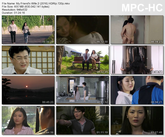Download Film terbaru My Friends Wife 2 (2016) HDRip 720p Subtitle Indonesia