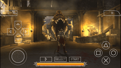 god of war chains of olympus ppsspp emulator