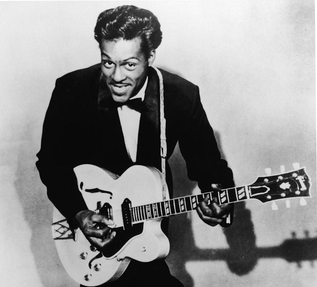 Un Clásico: Chuck Berry - Johnny B. Goode (1958)