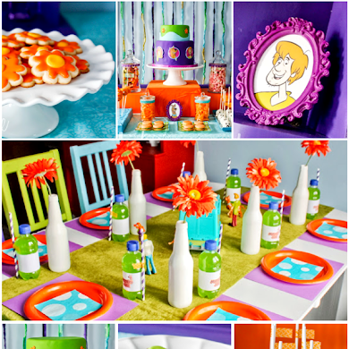 A Scoody-Doo Inspired Birthday Party
