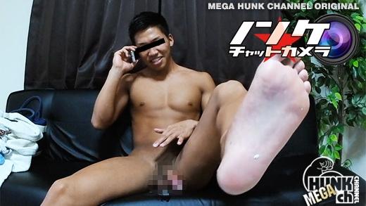大好評!!ノンケの素顔丸見えリアルビデオチャット!!デカマラパイパンマッチョの昇(しょう)くん23歳登場!!超ビックリ!!濃すぎる精子、指でつかめます!!!