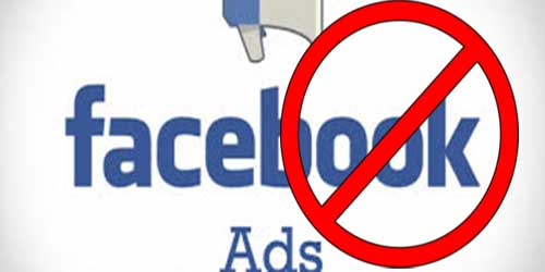 سبب عدم ظهور اعلانات الفيس بوك للاجانب