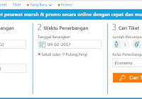 Pesan Tiket Pesawat Traveloka Untuk Orang Lain Blog Edukasi