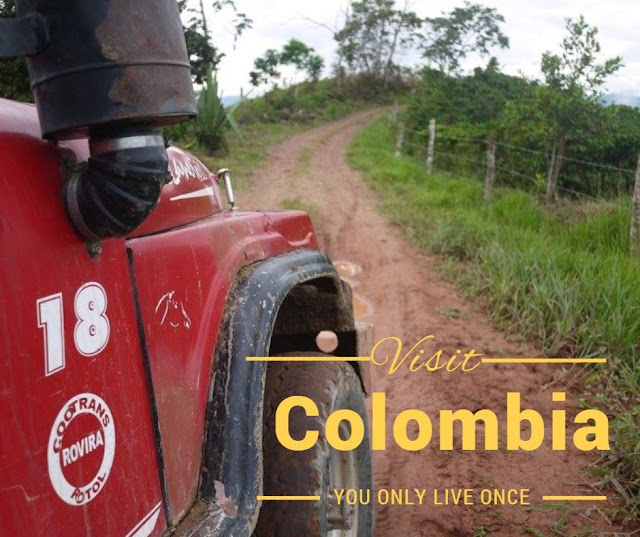 Colombia Backpackers Adventure 2018