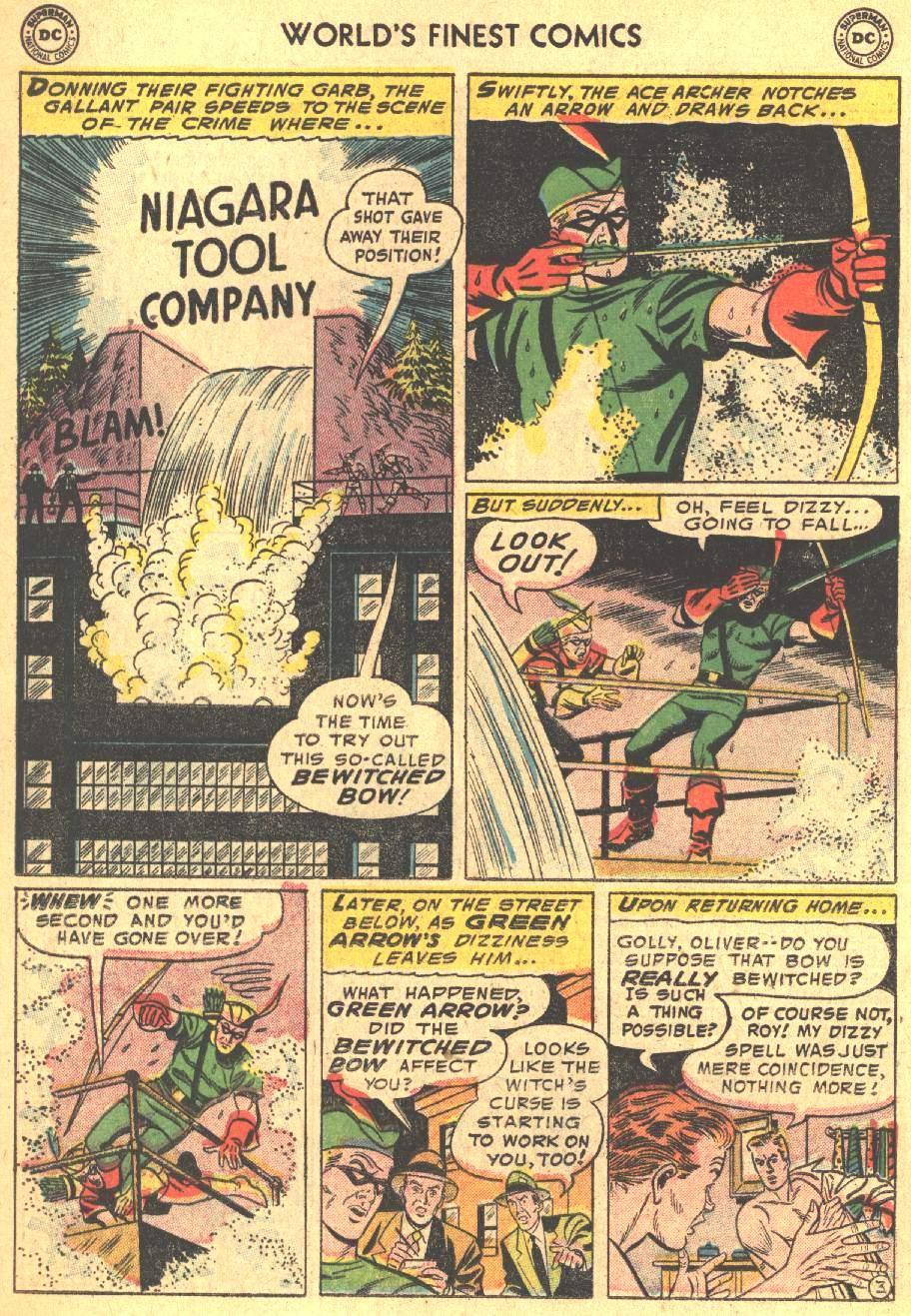 Read online World's Finest Comics comic -  Issue #80 - 20