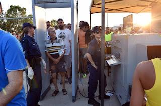 «Η αστυνομία άλλαξε την διαδικασία, 5 λεπτά πριν από την έναρξη του ελέγχου»