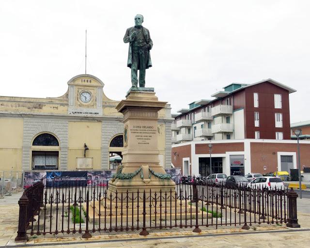 Piazza Luigi Orlando, Livorno