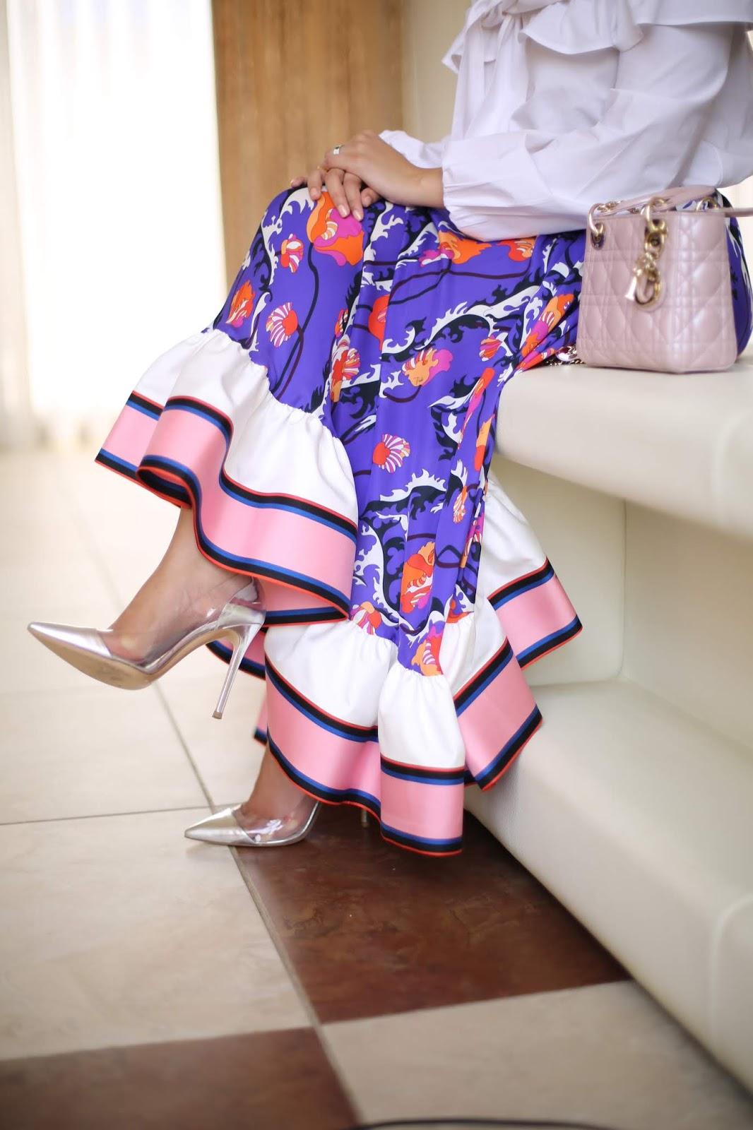 5379b2f1e Pucci Skirt | WalaHearts | Bloglovin'