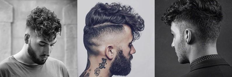 """Esse tipo de corte/penteado é exatamente o que eu quero ter (o que acaba sendo difícil porque tem dias que meu cabelo não tem forma de cacho). Baseia-se no básico corte masculino: nas partes laterais e traseira é passada a maquina e na parte de cima deixa sendo maior. O legal desse tipo de abordagem para o penteado é que vários tipos de cortes podem ser explorados como o """"degradê"""" nas laterais e também na parte de cima onde deixa a traseira-superior menor do que a parte frontal que vai fazer a franja, dando uma impressão de crescimento e volume pra frente. Tem como não amar?"""